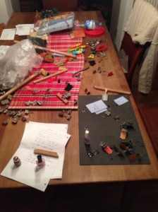 Tisch-sloop-stiftklemme-stiftlasche-pen-loop-stifthalter-foldback-klammer