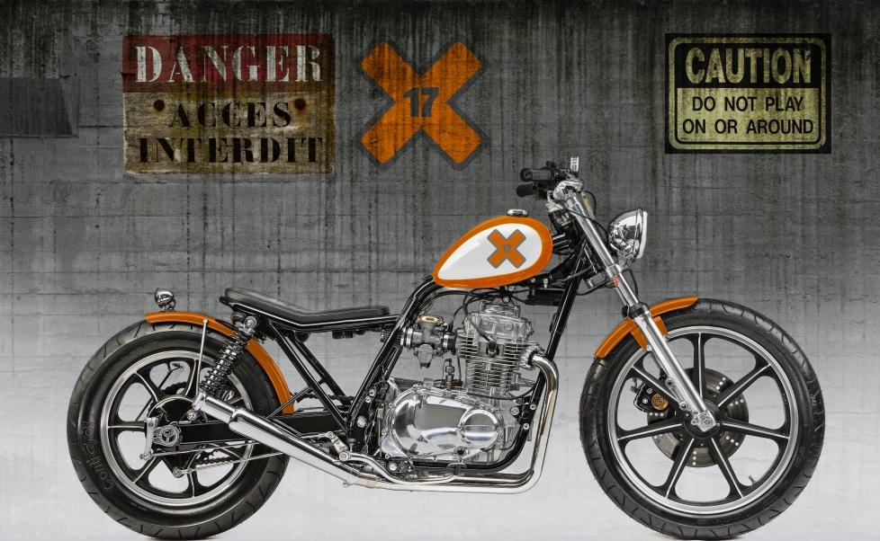 X17-Bike