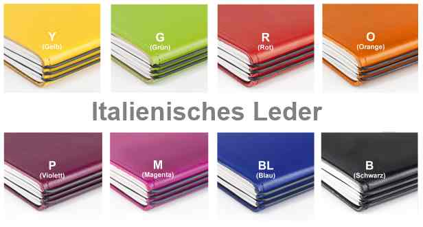 Nachf/üllung Notizbuch A6