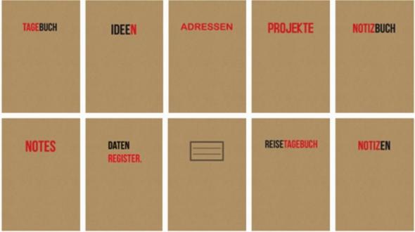 X17-Cards-Karton: Postkarte+Notizbuch, Ein neues, innovatives ...